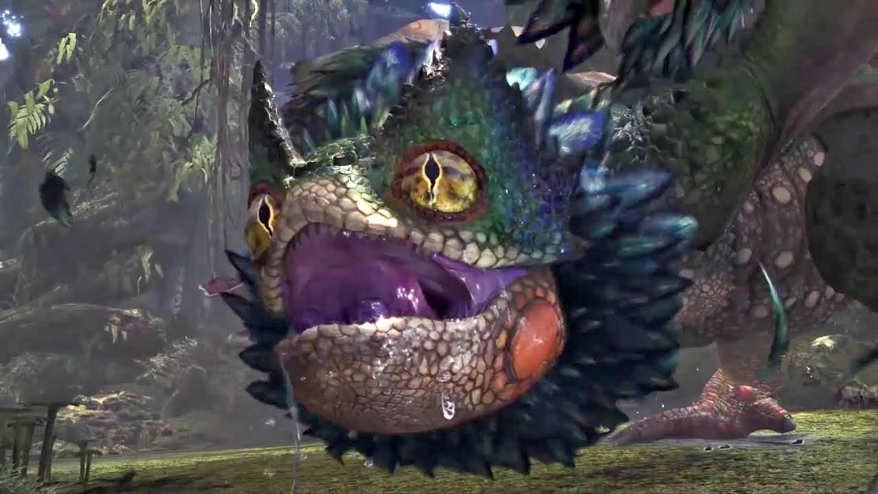 Monster Hunter Pukei